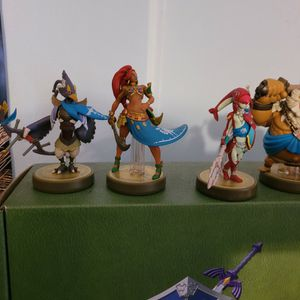 Zelda Breath Of The Wild Amibos for Sale in West Columbia, SC