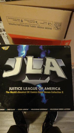 Justice League Action Figures by Kenner for Sale in Austin, TX