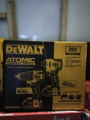 DeWalt 2 Tool combo for Sale in Baltimore, MD