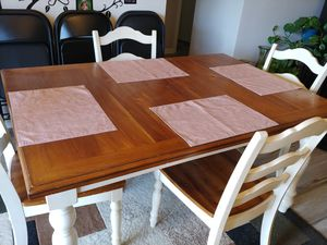 Farmhouse table & chairs for Sale in Glendale, AZ