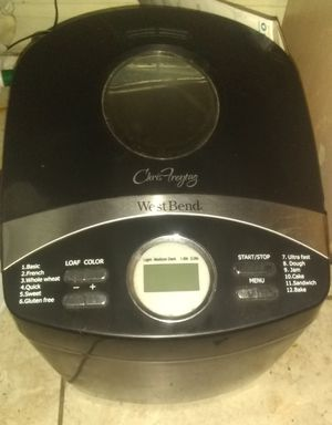 New Bread maker for Sale in Homestead, FL
