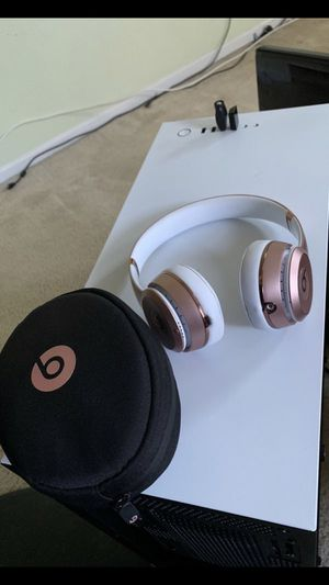 Beats solo 3 wireless for Sale in Tampa, FL