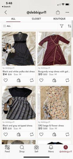 Size Medium Junior/women Dresses for Sale in Tijuana,  MX