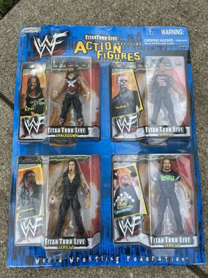 1999 wrestling action figures for Sale in Columbus, OH