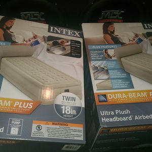 2 Brand New Air Mattress New Never Opened for Sale in Atlanta, GA