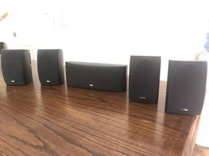 Polk audio speakers for Sale in NO POTOMAC, MD