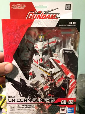 Gundam Action Figure for Sale in Pataskala, OH