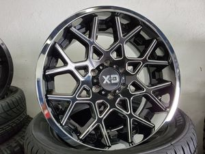 20x10 Xd Series Rims for Sale in Orange, CA