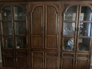 3 Piece China Cabinet for Sale in Glenview, IL
