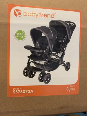 Sit N Stand Stroller by Baby Trend for Sale in Lawrence Township, NJ