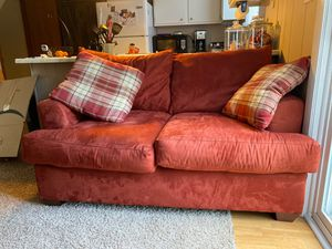 Set of 2 couches for Sale in Peoria, IL