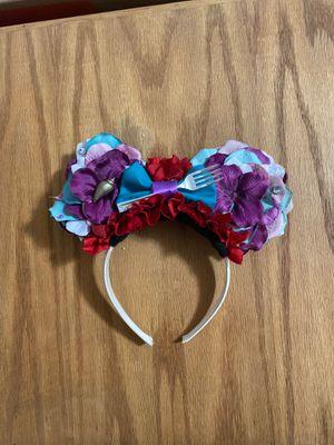 Little Mermaid Ariel Disney Themed Ears for Sale in Hesperia, CA