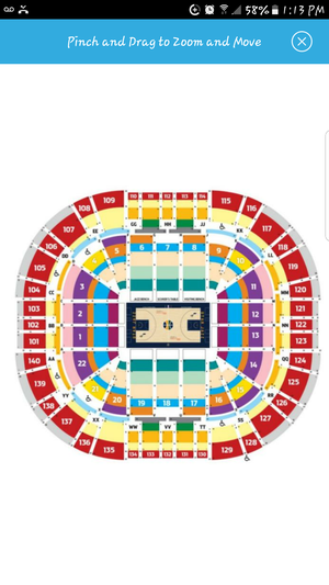 Utah Jazz vs Golden State Warriors Game 3 Saturday for Sale in Salt Lake City, UT