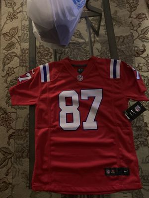 New England Patriots Gronkowski Jersey for Sale in Pasadena, CA