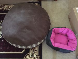 BIG dog bed (and bonus little pet bed!) for Sale in Sacramento, CA