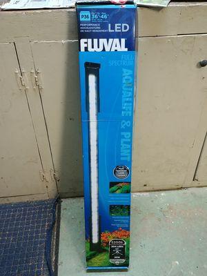 """Fluval aquarium led light bar 35W, 5200K, 36""""-46"""" for Sale in Houston, TX"""