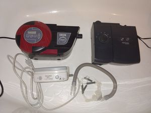 CPAP MACHINES RESPIRONICS 1 YR USE for Sale in Tampa, FL