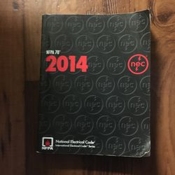 NFPA 70 National Electrical Code for Sale in San Diego,  CA