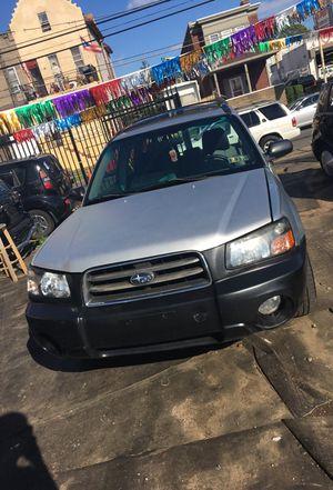 Subaru Forester 03 for Sale in Philadelphia, PA