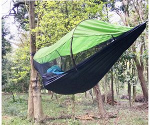 Camping hammock with mosquito net for Sale in Tampa, FL