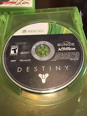 Destiny- Xbox 360 game for Sale in Houston, TX