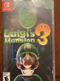 Luigi's Mansion 3 for Sale in San Dimas,  CA
