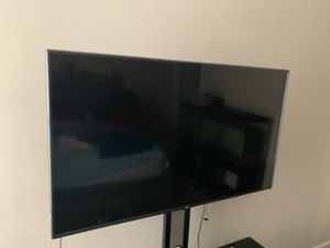 55 inch lg tv with stand for Sale in Nashville, TN
