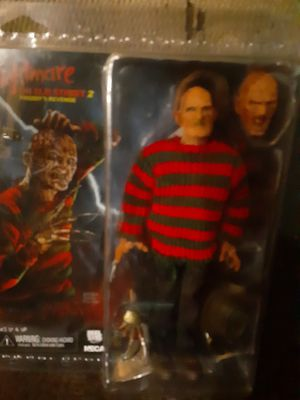 """BRAND NEW/NEVER OPENED:""""NIGHTMARE-ON-ELM-STREET 2"""" ACTION FIGURE! for Sale in Portland, OR"""