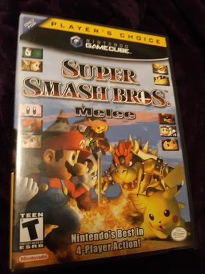 Smash Bros- Nintendo GameCube for Sale in Temple, GA