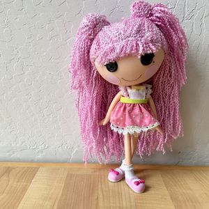 Lalaloopsy Jewel Sparkles Yarn Haired Button Eyed Toy Doll for Sale in Elizabethtown, PA