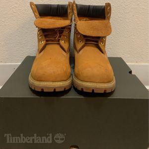 Timberland Boots Tan Size 10.5 for Sale in Auburn, WA