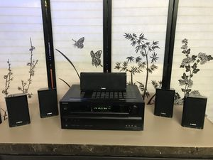 Onkyo HT-RC440 RB 5.1-Channel 3D Ready Network AV Receiver for Sale in Garden Grove, CA