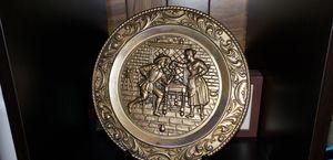 Bronze decorative plate for Sale in Alexandria, VA