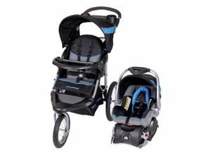Baby trend car seat and stroller for Sale in Spokane, WA