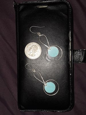 aretes de plata for Sale in Los Angeles, CA