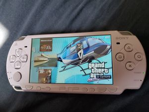 PURPLE 2001 * SLIM * - PSP - WITH 5,000 GAMES !!! for Sale in Santa Ana, CA