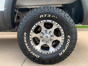 Ultra rims with cooper tires 285/75/17 for Sale in Hannibal, MO