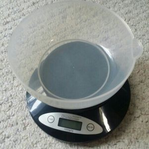 DigiWeigh Digital Kitchen Scale for Sale in Lawrenceville, GA