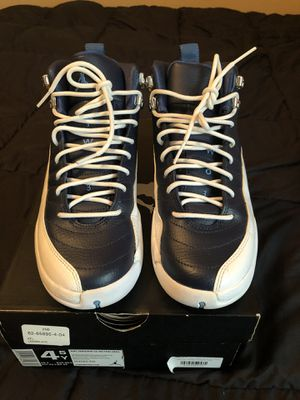 Jordan 12 Retro Obsidian size 4.5y for Sale in Ontario, CA