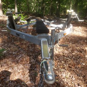 Double jet ski trailer for Sale in Sanford, NC