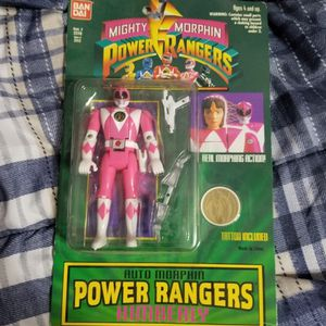 1994 Auto Morphin Pink Power Ranger for Sale in Rosenberg, TX