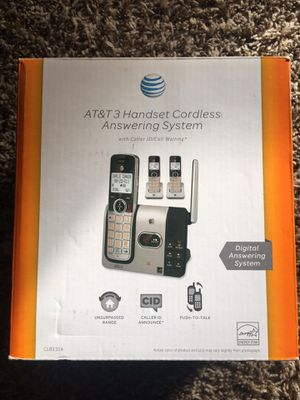 AT&T Cordless Handset for Sale in Indianapolis, IN