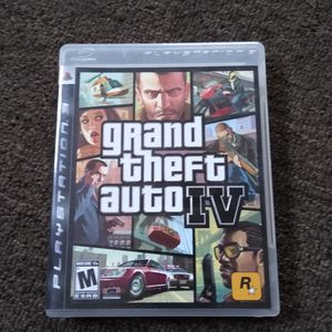 Grand Theft Auto 4 for Sale in Long Beach, CA