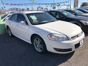 2009 Chevy Impala LTZ $500 Down Delivers Habla Espanol for Sale in Las Vegas, NV