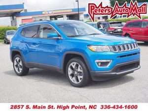 2017 Jeep Compass for Sale in High Point, NC