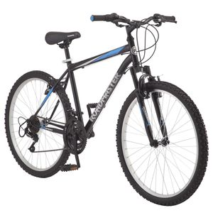 "Roadmaster Granite Peak Men's Mountain Bike, 26"" wheels, Black/Blue for Sale in Etiwanda, CA"