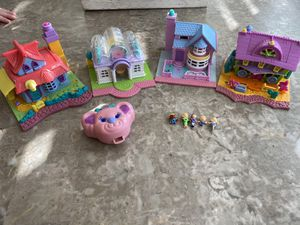 Polly pocket lot for Sale in Hubbard, OR
