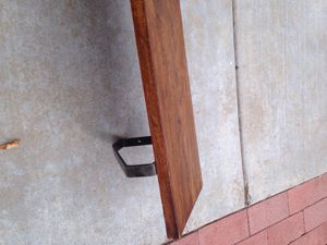 World Market wood wall shelf for Sale in Chandler, AZ
