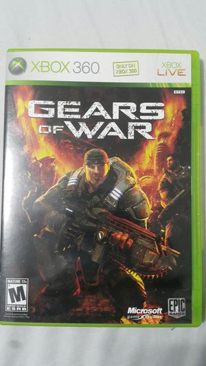 GEARS OF WAR FOR XBOX 360 (#2) for Sale in Miami Gardens, FL