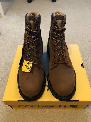 """NEW Carhartt 6"""" Steel Toed Waterproof Work Boot for Sale in Edmonds, WA"""